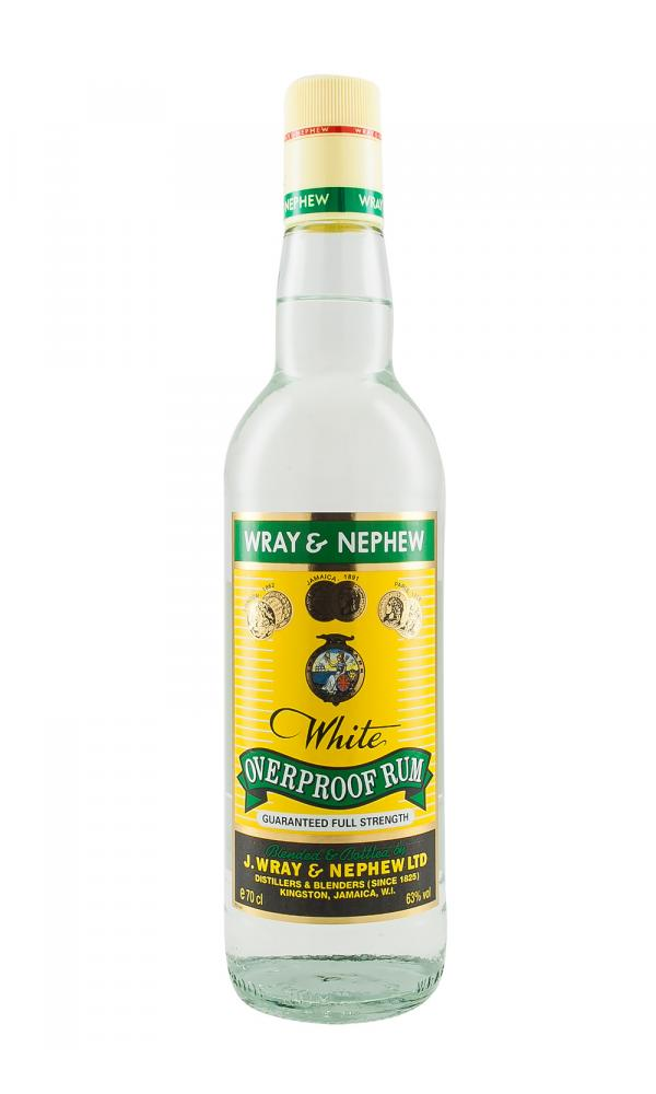 Wray and Nephew Overproof
