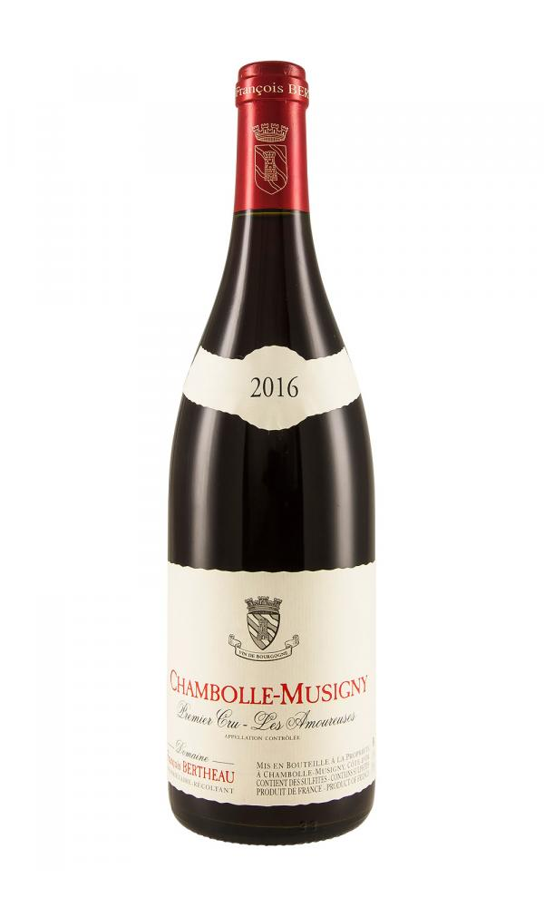 Chambolle Musigny Les Amoureuses Francois Bertheau