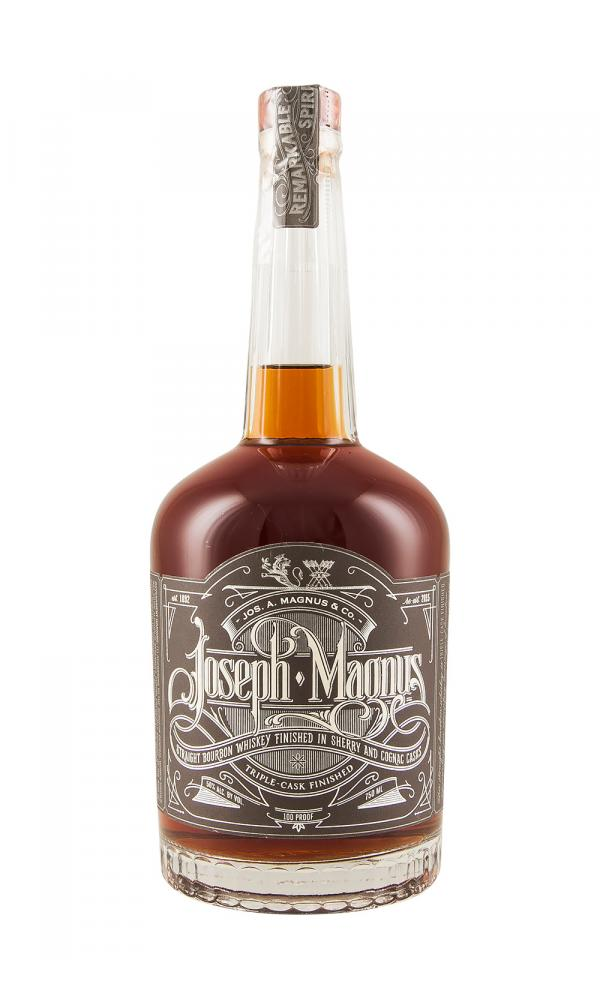 Joseph Magnus Straight Bourbon Whiskey