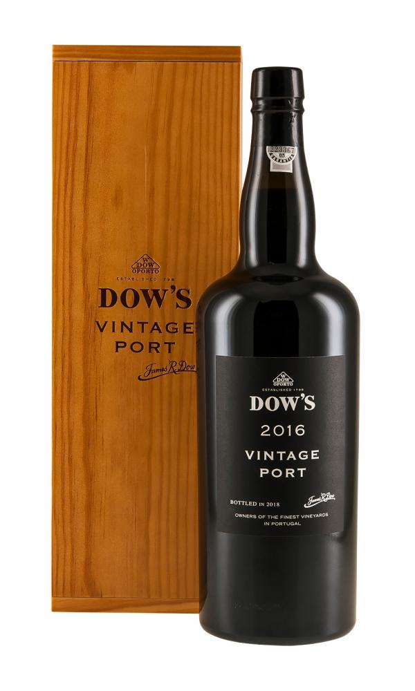 Dow`s Vintage Tappit Hen 225cl