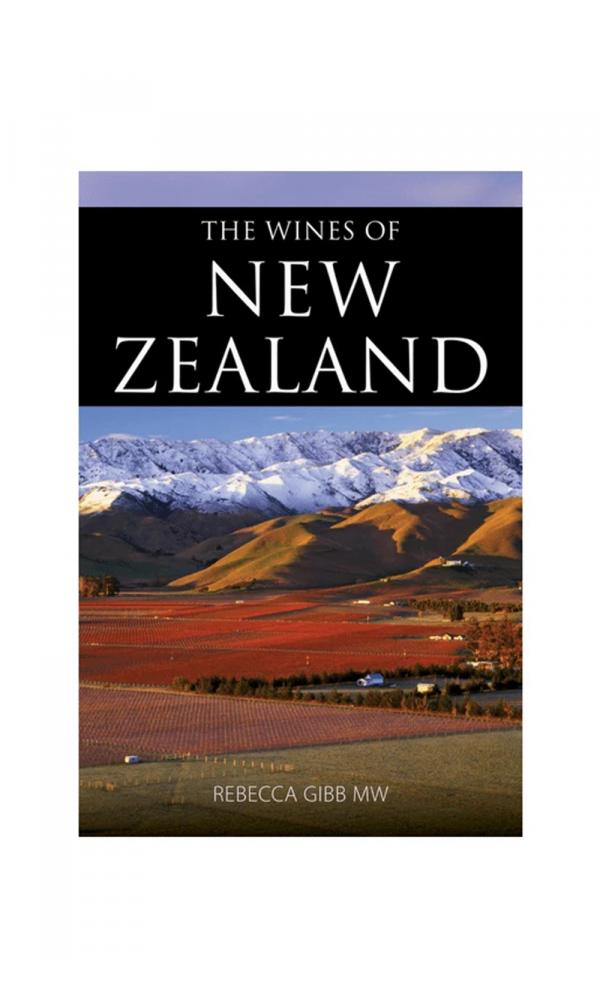 Wines of New Zealand - Rebecca Gibb
