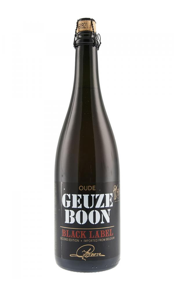 Boon Black Label Gueuze