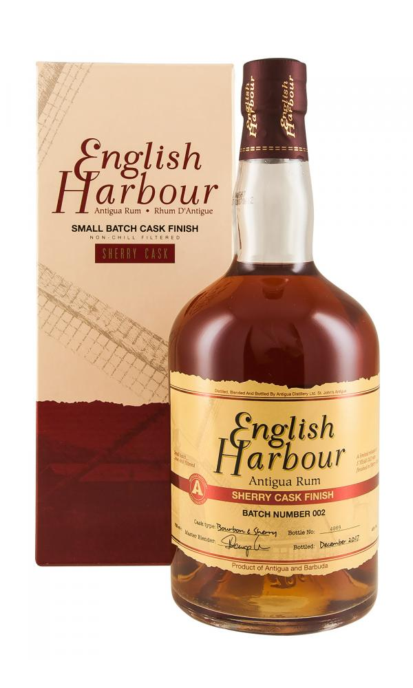 English Harbour Sherry Cask
