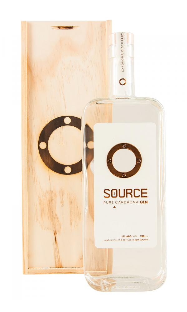 Cardrona The Source Gin