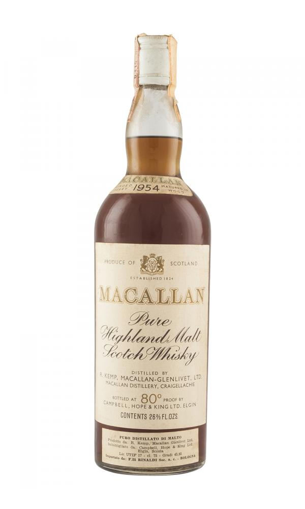 Macallan Campbell, Hope and King