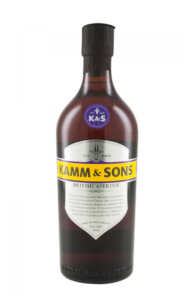 Kamm and Sons 70cl