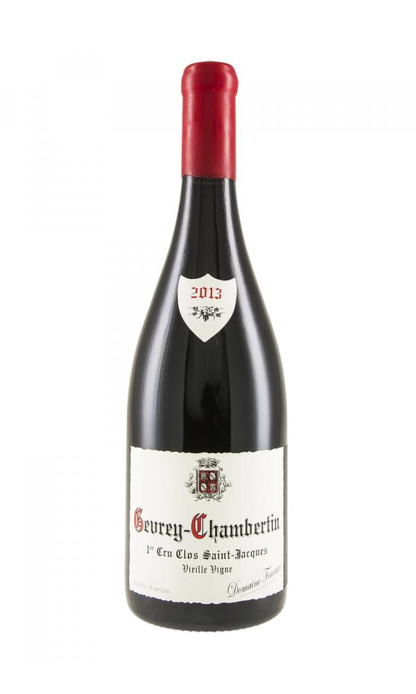 Gevrey Chambertin Clos St Jacques Domaine Fourrier