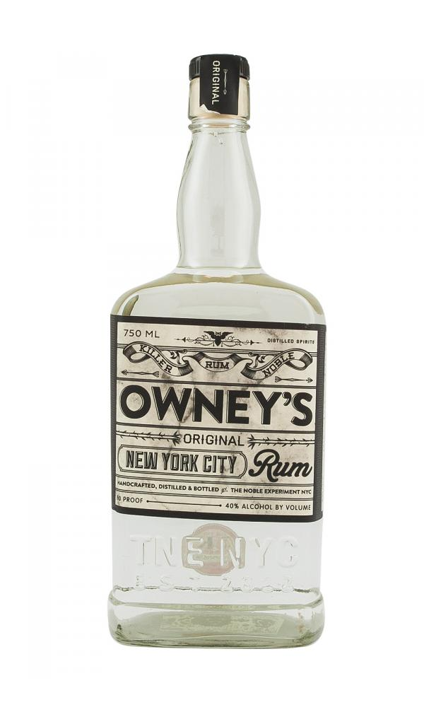Owneys Small Batch Rum