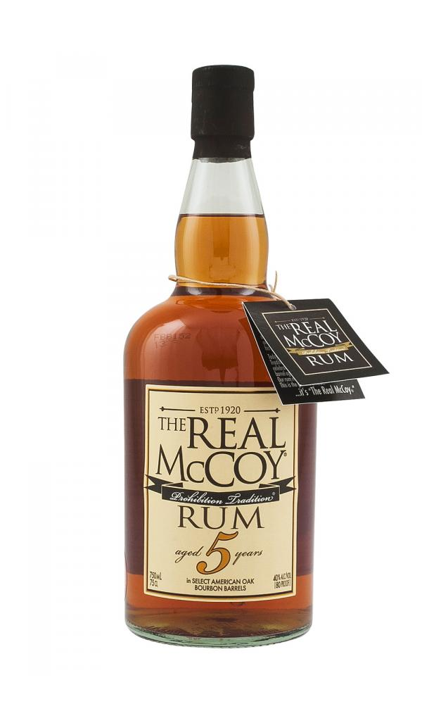 The Real McCoy 5YO
