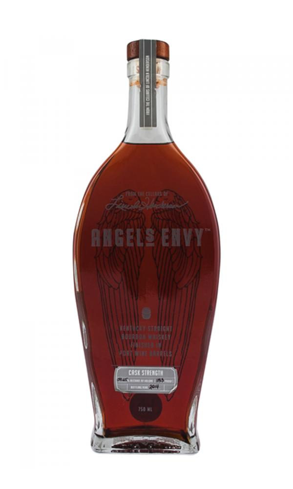 Angels Envy Cask Strength 2014 Release