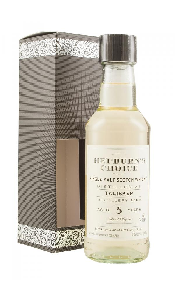 Talisker 5YO Hepburns Choice 20cl