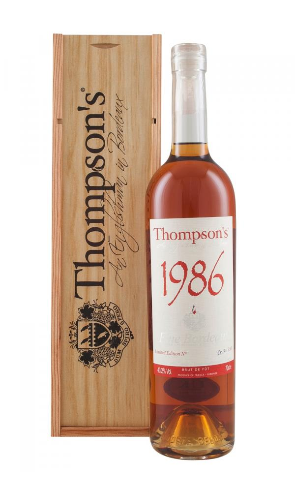 Thompson`s Fine Bordeaux