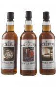 Hazelburn 8YO 1st Editions Full Set