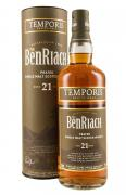 BenRiach 21YO Temporis Peated