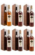 Glengoyne Single Cask Set 1969-1972