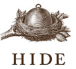 HIDE Restaurant Logo